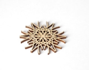 Christmas Snowflake #7, Luxurius Snowflake, Wooden, Acrylic Christmas Snowflake,Decoration,Modern,Cutted,Luxury,Amazing Christmas Decoration