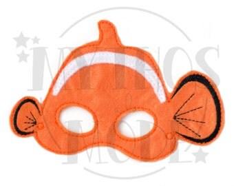 Clownfish Mask