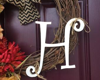 Add-on item - Monogram for wreath