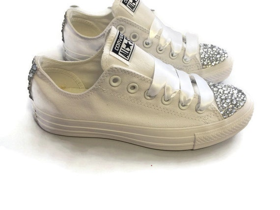 b4e2badd4caeb Personnalisé Mariée De Chaussures Hpfoq Converse Mariage Akileos La q6B4I