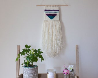 Woven Wall Hanging // small