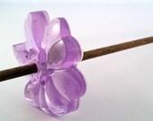 Resin Drop Spindle - Flower Power! #810 - 29 grams (1.0 oz)