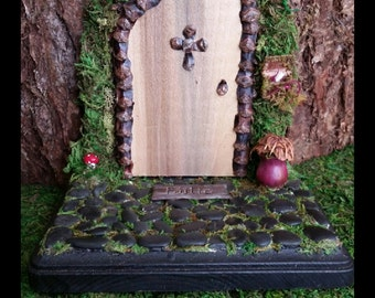 PinealCross Faerie Door