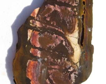 Australian Outback Jasper rough slab