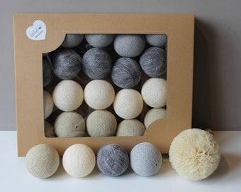 Cotton Balls Sandy 20 items