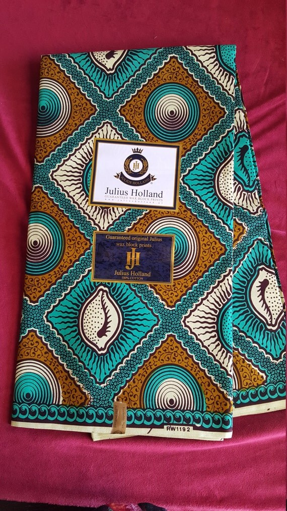 African Fabric Wholesale Turquoise Amp Olive Adinkra And