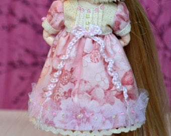 Jerryberry Dal Byul Obitsu 21-23 dolls dress set