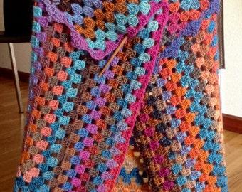 Granny vest pattern