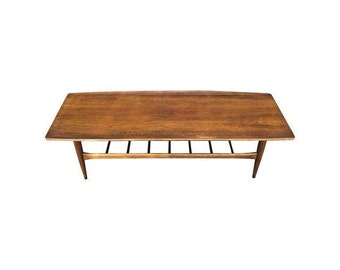 Mid Century Coffee Table by Basset