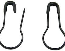 "0.8"" Metal safety Pins/Gourd Pin/Bulb Pin/Calabash Pin Bead Needle Pins DIY Home Accessorie 1000pcs/box."