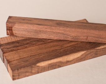 "Honduran Rosewood Pen Blanks   5""x3/4""x3/4"""
