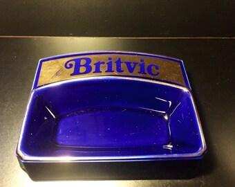 Vintage Britvic Ash Tray