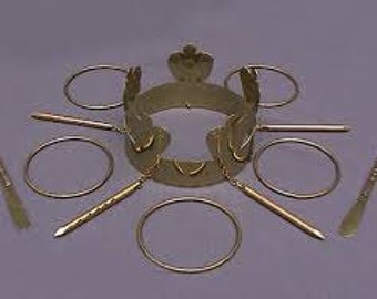 Osun Tool Set and Crown