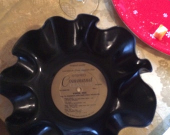 Record bowls- we can personalize label!