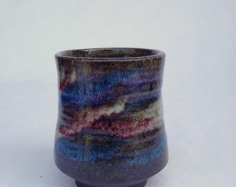 Handmade Ceramic Cup, Tumbler, Coffee Cup, Tea Cup, Yunomi