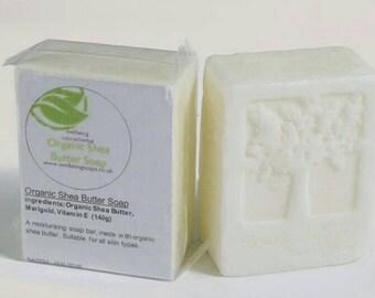 Organic Shea Butter Soap