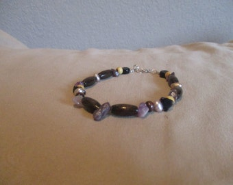 Simple Nature-Themed Anklet or Bracelet