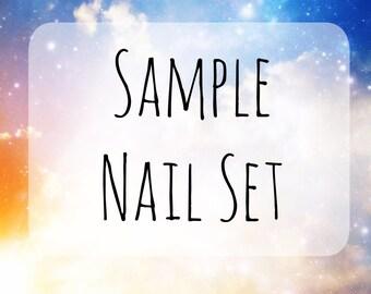 Sample Nail Set