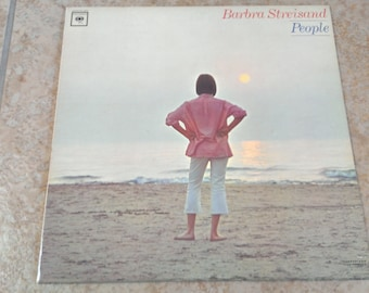 "Barbra Streisand  ""People"""