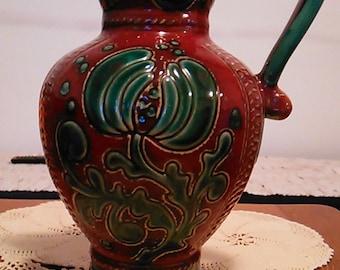 Stoneware Pottery Jug