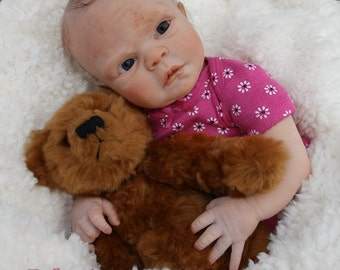 Jewel - reborn baby girl