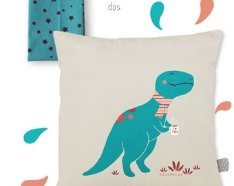 Pillow dinosaur - Child's room Decoration