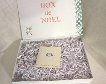 Box of Christmas - Set of stationery