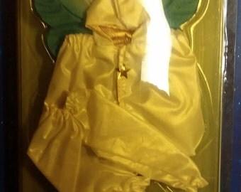 Vintage Star Fairies Star Shower Rain Cape & Pants