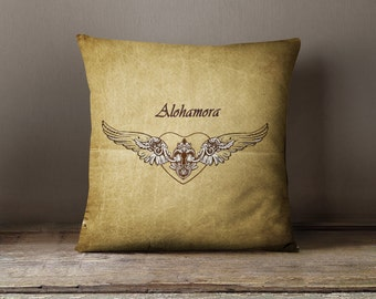 Harry Potter Pillow Case | Harry Potter Gift | Harry Potter Pillowcase | Hogwarts Decor | Harry Potter Pillow Cover
