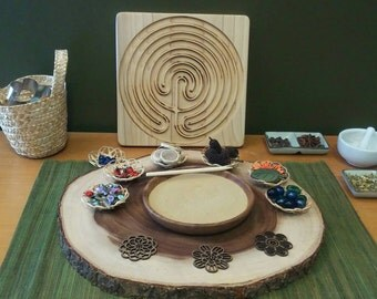 Montessori Peace Table, Mindfulness