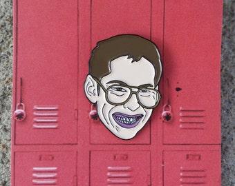 Freaks & Geeks Bill Haverchuck 1.25-inch Enamel Lapel Pin
