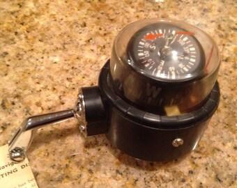 Vintage Auto Compass