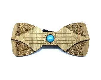 Bow Tie - Mandala