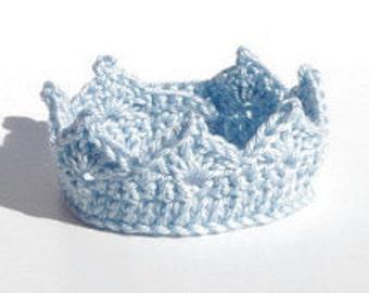 Infant Crown Photo Prop
