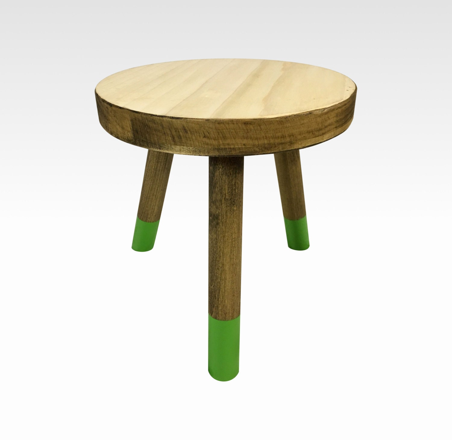 Hourglass Stool Plastic Stool Fashion Designer Side Table