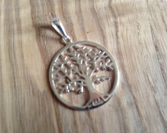 Sterling Silver Tree of Life Charm/Pendant