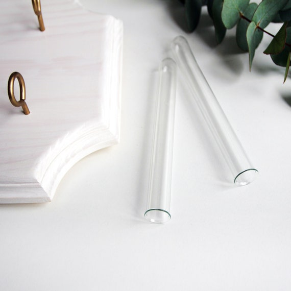 2 Replacement Tubes For Eco Deer Home Wall Decor Test Tube