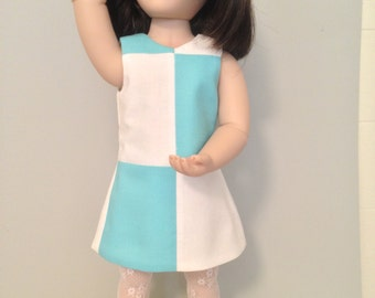 1960's Mod Go-Go Dress for Sam A Girl For All Time