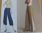 Sewing pattern Vogue 1050 pants all size included