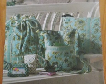 Sewing Pattern Simplicity 2911 Bags and accessories