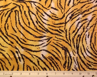 Tiger Stripes Fabric