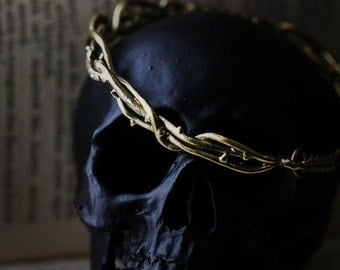 Thorn Crown Bracelet - Original made and Design by Defy - Statement jewelry