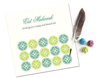 Eid Cards, Eid Mubarak Cards, Eid Greeting Cards, Islamic Cards