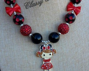 Girls Chunky Necklace
