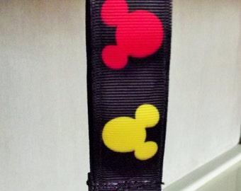 Disney's Mickey Mouse Ribbon Key Ring!