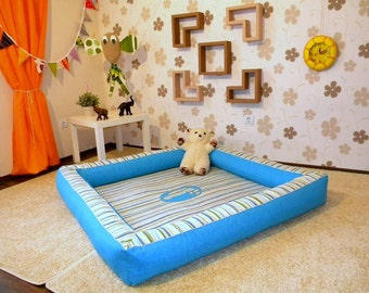 Giant playing carpet /bean bag/ for baby