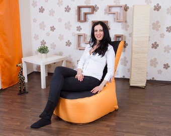 Trendy,special bean bag chair for adults, bean bag cover, beanbag furniture