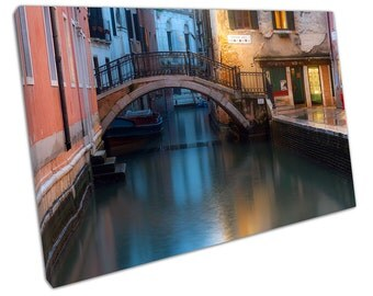 VIEWS Around Venice Canvas WALL ART C2219