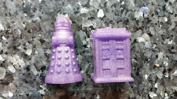 Tardis Dr Who Soap