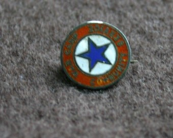 Vintage, sterling, top OE pin.  Would make a great gift.